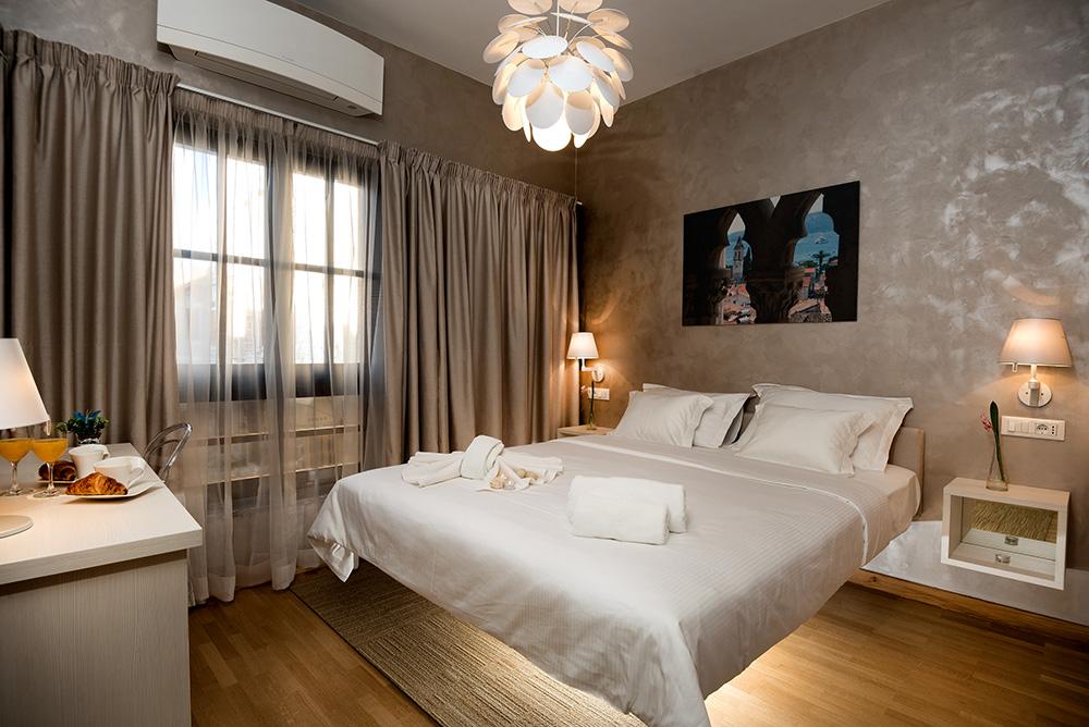 DDesign projekt - Hotel Luna