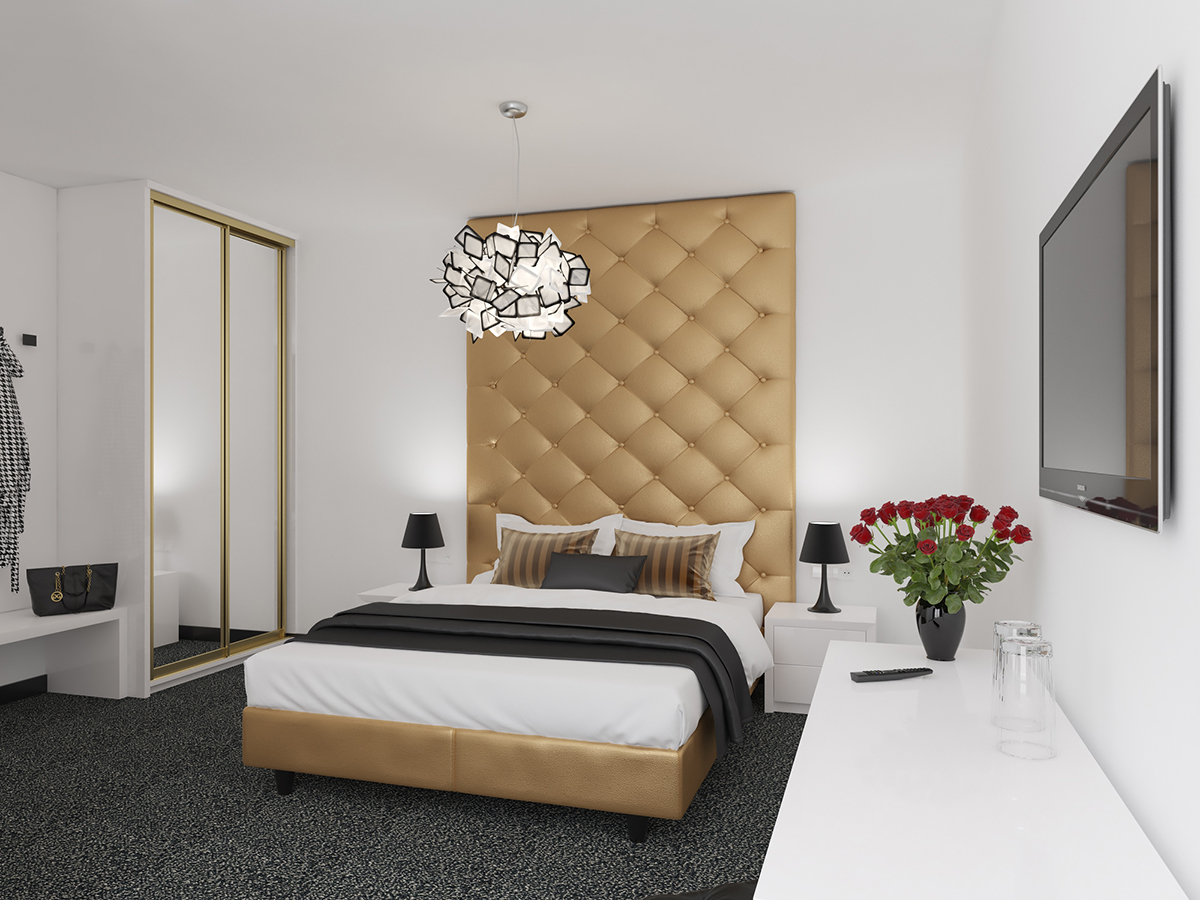 DDesign projekt - Hotel Gorica