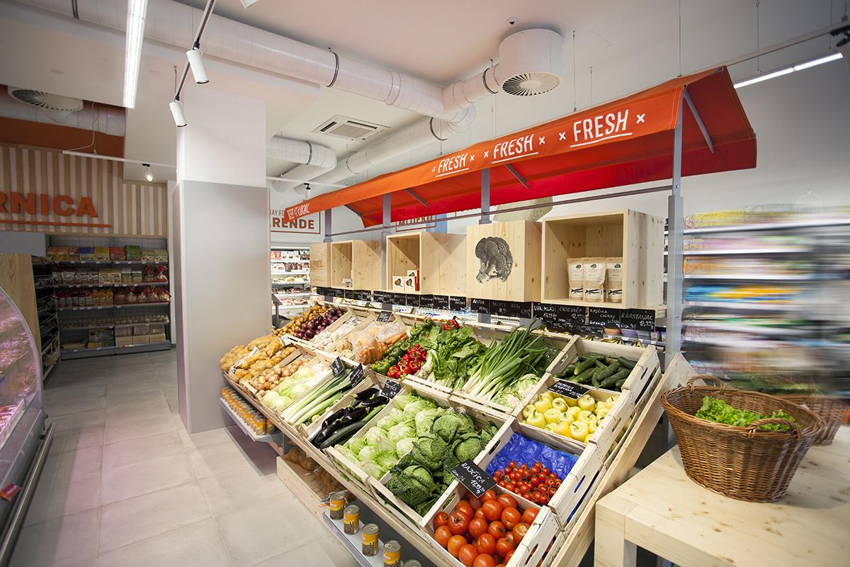 DDesign projekt - Studenac Local Market