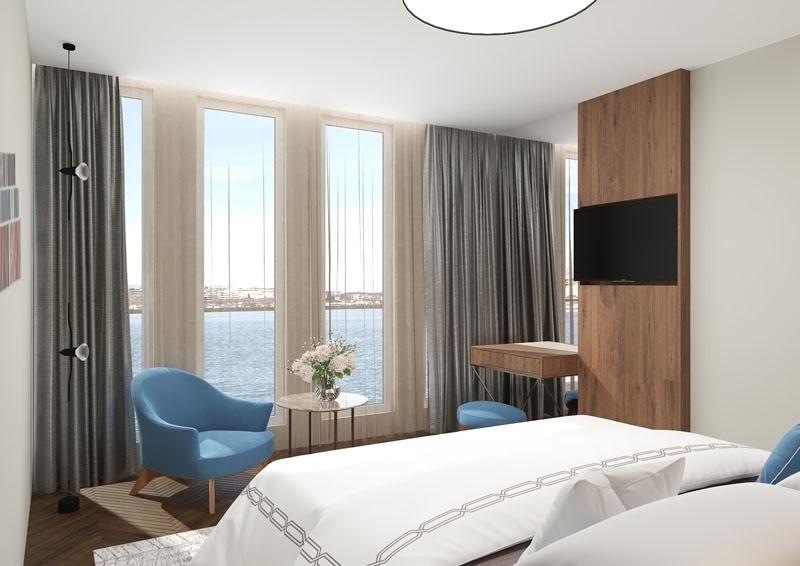DDesign projekt - Hotel Ambasador