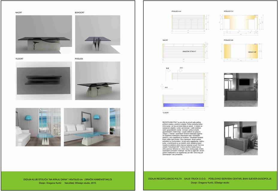 Publikacija Izložba 09. mjesec 2010.